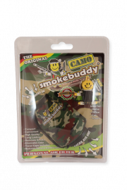 Smokebuddy: Camouflage - Pack of 1