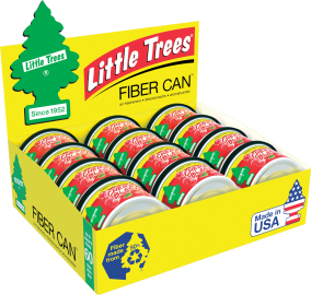 Little Tree Fiber Can: Cherry Blast - Pack of 12