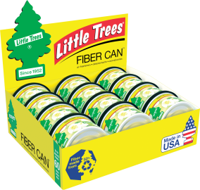 Little Tree Fiber Can: Jasmine - Pack of 12