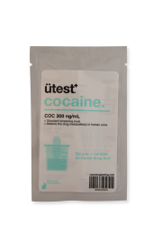 UTEST Cocaine: COC 300ng/mL - Pack of 1