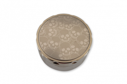 Grinders 4P Metal Arcade: Skull - Pack of 1