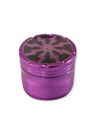 Grinders 4P Metal CNC: Purple - Pack of 1