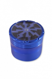 Grinders 4P Metal CNC: Blue - Pack of 1