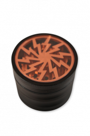 Grinders 4P Metal CNC H/D: Orange - Pack of 1