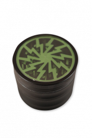 Grinders 4P Metal CNC H/D: Green - Pack of 1