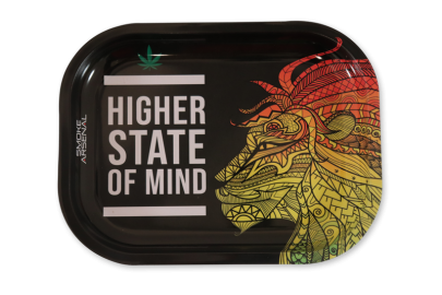 Small Rolling Tray: Higher State of Mind - Pack of 1
