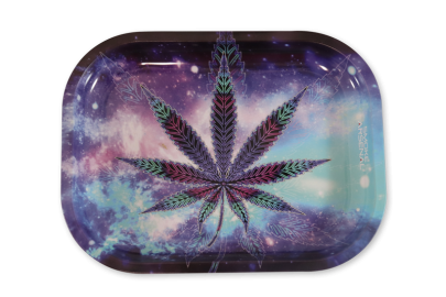 Small Rolling Tray: Mystical Leaf - Pack of 1