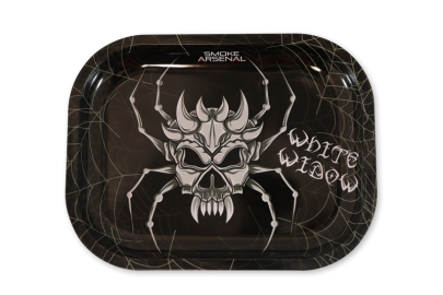 Small Rolling Tray: White Widow - Pack of 1