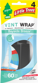 Little Tree Vent Wrap: Bayside Breeze - Pack of 2