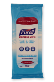 Purell: Hand Sanitizing Wipes