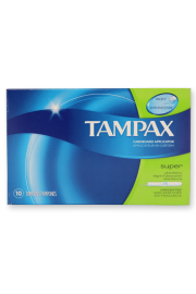 Tampax: Super - Pack of 1