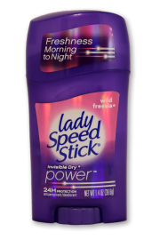 Lady's Deodrant: Wild Freesia - Pack of 2
