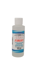 Hand Sanitizer: Stay Safe 120ml - Pack of 3
